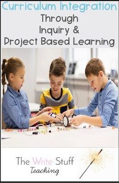 Inquiry and PBL Idea