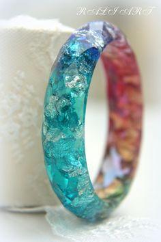 Fiocchi di braccialetto d'oro braccialetto della di RALIJEWELLERY