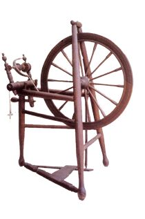 The Spinning Wheel Sleuth newsletter