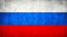 Russian Federation Flag styled.