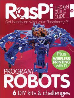RasPi Magazine Download Issue 14 – 2015 UK | #FreeeBooksDownload Download Free eBooks Page: http://tvseriesfullepisodes.com/index.php/2015/09/18/raspi-magazine-download-issue-14-2015-uk-download-free-ebooks/