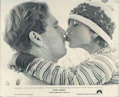 1973 Actors Ryan Tatum O'Neal in Movie Paper Moon Wire Photo   eBay