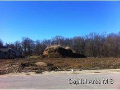 617 Black Hills, Springfield, IL.  Springfield IL land for sale.  Springfield IL homes for sale
