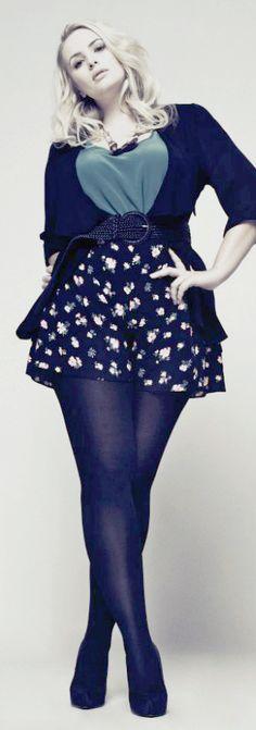 "Curve Appeal     ""if you follow my curvy girl's fall/winter closet, make sure to follow my curvy girl's spring/summer closet.""   http://pinterest.com/blessedmommyd/curvy-girls-springsummer-closet/pins/"
