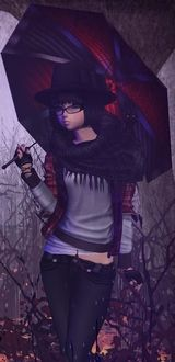 "Outfit by 3picshadow for ""Rainy November"""