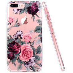 coque iphone 8 vrai fleurs