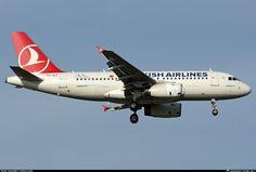 TC-JLZ Turkish Airlines Airbus A319-132