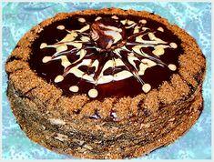 """Танаюш ,ты xотела """"Морское дно""""...и не говори что я тебя не предупреждала...:))))  так как етот торт был исполнен в канун 8-го Марта,то кодовое название у него…"""