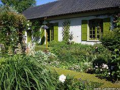 The Garden of Dina Deferme | Ландшафтный дизайн садов и парков