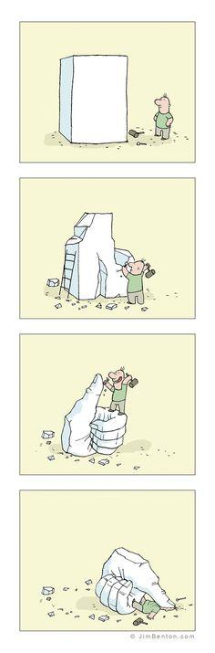 Jim Benton Cartoons