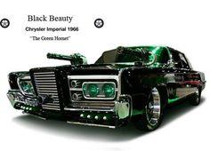 La belleza negra - El avispón verde