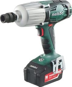 Metabo 60219889 sSW18LTX 600 impact driver  Portable electric tools Metabo…