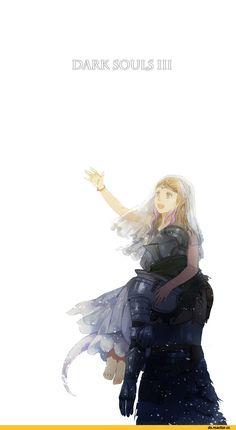 Company Captain Yorshka,DSIII персонажи,Dark Souls 3,Dark Souls,фэндомы,Ashen One