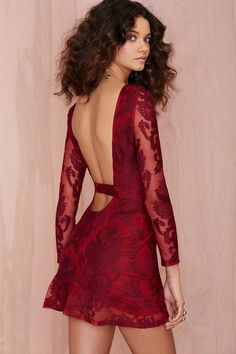 For Love and Lemons Night to Remember Lace Dress | Shop What's New at Nasty Gal
