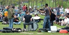 just another summer day in Mauerpark