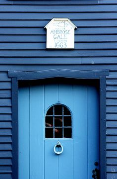 The Ambrose Gale house, Salem, Massachusetts (He testified at the Salem Witch Trials)