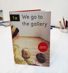 """""""I Could Have Painted That"""" - This """"Children's Book"""" is a Perfect Satire of Modern Art"""