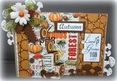 Autumn Woods CraftEmotions