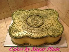 Belt Buckle Cake- definitely want this for my 18th birthday (:
