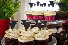 Cowboy Birthday Party Feature