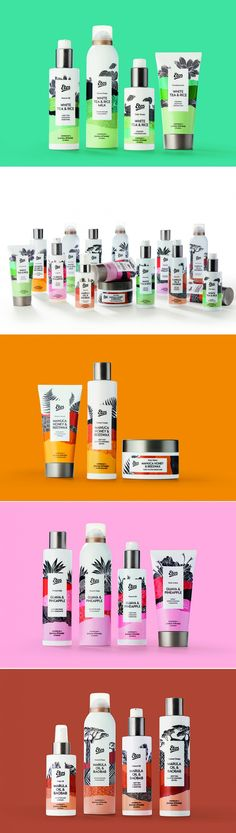 Etos Personal Care Incorporates Graphics in a Visually Appealing Way — The Dieline | Packaging & Branding Design & Innovation News