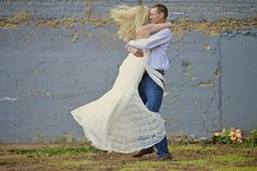 wedding twirl
