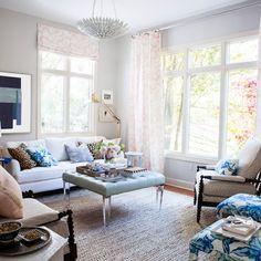 LIVING & FAMILY ROOMS — Jana Bek Design