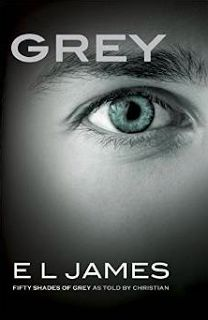 I Can't Help Where My Mind Goes: Guilty Pleasures - Grey - E.L. James