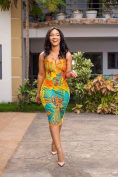 Neem dress, African dress, ankara, kitenge, kente, Ghanaian fashion, Nigerian fashion, Ghanaian women, African clothing, ankara dress, kente