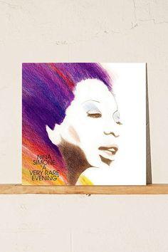 Slide View: 1: Nina Simone - A Very Rare Evening Limited Pressing LP