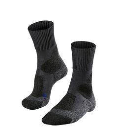 Falke Mens TK1 Trekking Cool Socks | Thick Trekking Socks