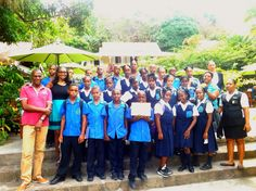 Fond Doux Plantation & Resort Hosts Students for Earth Day | Green Globe
