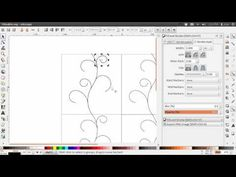 How to create tileable patterns in Inkscape