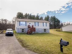 Ideal one level living Equipped kitchen and laundry large yard with shed paved driveway and lovely Menallen Twp setting close enough to town for quick access to all the amenities