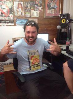 Tomás Gonz, banda BB King Kong.