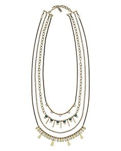 """Best price on Silpada KR Collection Neon Layers Necklace Brass 25-33"""" #KRN0069  See details here: http://bestapparelfeedback.com/product/silpada-kr-collection-neon-layers-necklace-brass-25-33-krn0069/    Truly a bargain for the new Silpada KR Collection Neon Layers Necklace Brass 25-33"""" #KRN0069! Check out at this low priced item, read buyers' opinions on Silpada KR Collection Neon Layers Necklace Brass 25-33"""" #KRN0069, and buy it online without thinking twice!  Check the price and…"""
