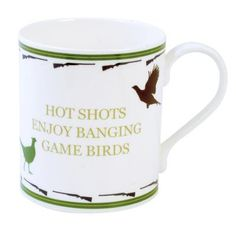 Saucy Mug Game Bird
