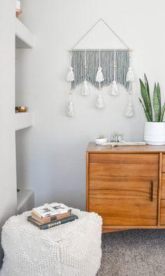 Buy or DIY: The Tassel Wall Hanging | Etsy Blog