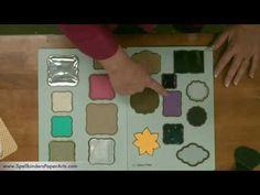Spellbinders Dies - Die Cutting with Different Materials