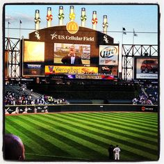 U.S. Cellular Field. Chicago White Sox. Chicago