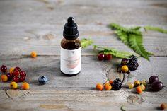 Antioxidační bobulové sérum. Antioxidant berry serum.  #serum  #organicskincare  #berry  #berries  #antioxidant