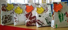 Resultado de imagem para saquinhos pao por deus reciclados Gift Wrapping, Halloween, Gifts, Wraps, Conch Fritters, Autumn, Diy Creative Ideas, Activities, Creativity