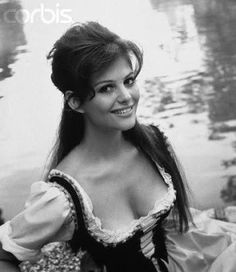 Image result for who is claudia cardinale
