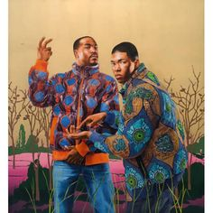 Kehinde Wiley: The Payment of the Tribute