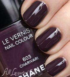 Chanel Charivari nail polish Spring 2014 Printemps 500x548 Chanel Charivari & Tapage Le Vernis for Spring 2014