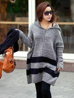 New stylish designer's outerwear