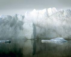 Olaf Otto Becker Ilulissat Icefjord 5  69°11`59``N, 51° 08`08`W, 07/2003