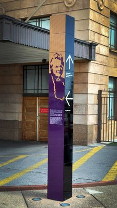 Parallax is a brand strategy and design agency based in Adelaide. Signage Display, Signage Design, Graphic Design Branding, Directional Signage, Wayfinding Signs, Environmental Graphic Design, Environmental Graphics, Sign System, Exterior Signage
