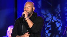 "Anthony Evans Singing ""One Thing Remains"" By Jesus Culture MLB PAO Confe..."
