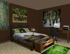 Military Invasion Bedroom Theme featured at http://www.visionbedding.com/Military-Invasion_Bedroom-rm-13453